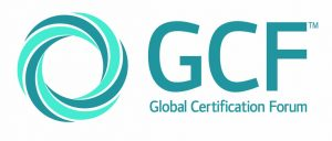 Global Certification Forum (GCF) logo