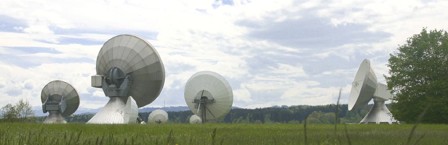 Satellite Earth Station ( Reisting, Germany)