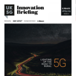 IoTAS Double Half Page Promotion in UK5G Innovation Briefing magazine - Issue 3